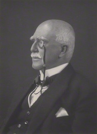 Charles Greenway, 1st Baron Greenway - Lord Greenway in 1927