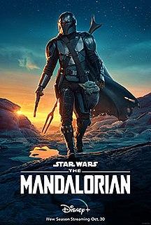 <i>The Mandalorian</i> (season 2) Season of streaming series
