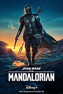 Star Wars: The Mandalorian 220px-The_Mandalorian_season_2_poster