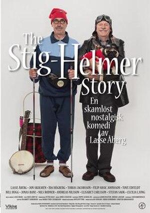 The Stig-Helmer Story - Image: The Stig Helmer Story