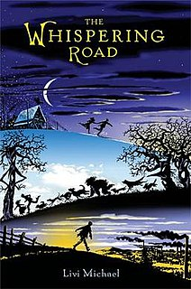 <i>The Whispering Road</i> book by Livi Michael