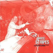 The White Stripes – I Just Don't Know What to Do with Myself.jpg