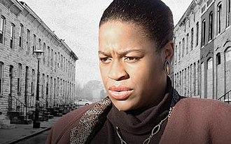 Barksdale Organization - Brianna Barksdale, a criminal matriarch played by Michael Hyatt