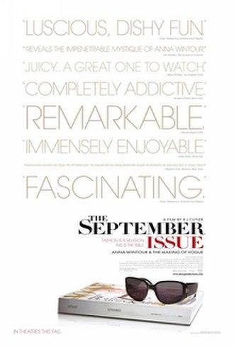 The September Issue - Promotional poster for The September Issue