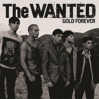 Gold Forever - Image: Thewanted US Goldforever