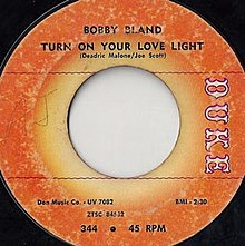Turn On Your Love Light single cover.jpg