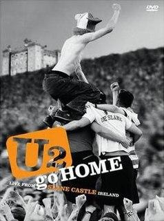<i>U2 Go Home: Live from Slane Castle, Ireland</i> 2003 concert video by U2