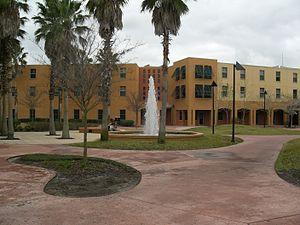 University of Central Florida student housing - Academic Village