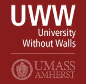 University Without Walls (University of Massachusetts Amherst) - Image: UMASS UWW LOGO