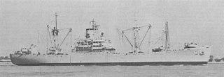 USS <i>Whitley</i> (AKA-91) Andromeda-class attack cargo ship