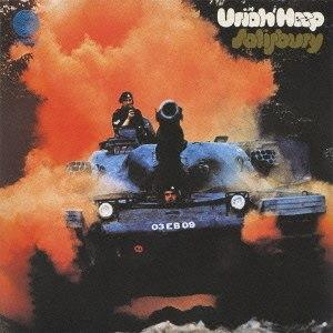 Salisbury (album) - Image: Uriah Heep Salisbury UK