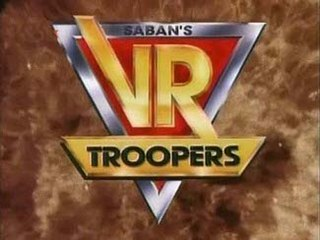 <i>VR Troopers</i> television series