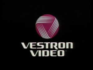 Vestron Video - Vestron Video logo, used from 1986 to 1992