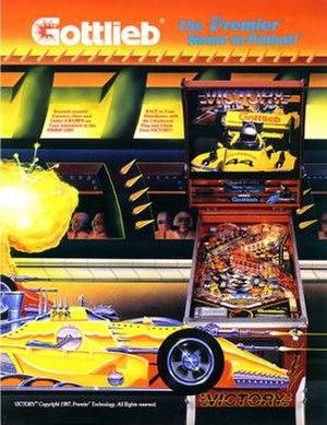 Victory (pinball) - Image: Victory (pinball)