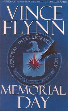 Vince Flynn - Memorial Day (2004) book coverart.jpg