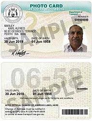 lost drivers license wa cost