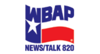 WBAP (AM) - Logo prior to adding a simulcast on 96.7 FM in 2010