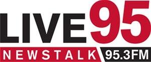WFRK - Image: WFRK LIVE95 logo