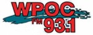 WPOC - former logo