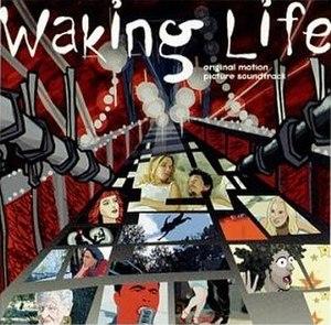 Waking Life (soundtrack) - Image: Wakinglifeost