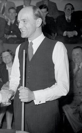 Walter Donaldson (snooker player) - Image: Walter Donaldson
