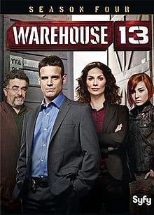 Warehouse 13 (season 4) - Wikipedia