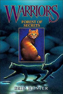 <i>Forest of Secrets</i> book