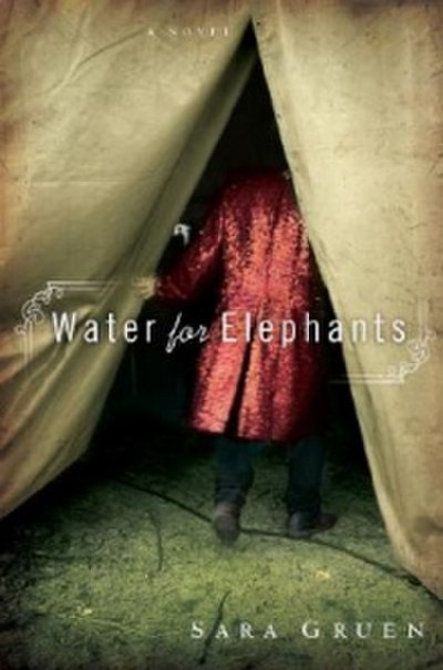 Picture of a book: Water For Elephants