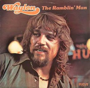 The Ramblin' Man - Image: Waylon Jennings The Ramblin Man