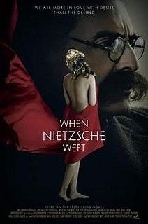 <i>When Nietzsche Wept</i> American 2007 film