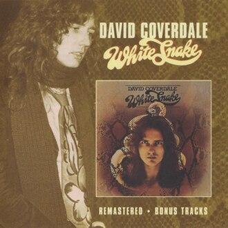 White Snake (album) - Image: White Snake (CD)