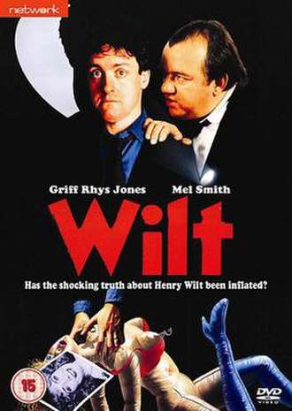 Wilt (film) - Image: Wilt DVD