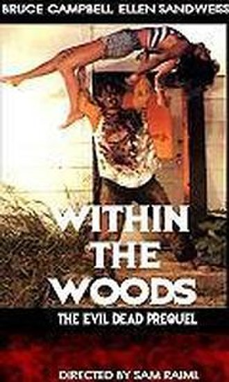 Within the Woods - VHS bootleg cover