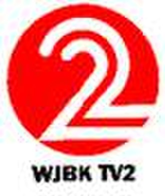 WJBK - The WJBK circle 2 logo, used from 1978 to 1983.