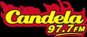 XHZU-FM - Image: XHZU Candela 97.7fm logo