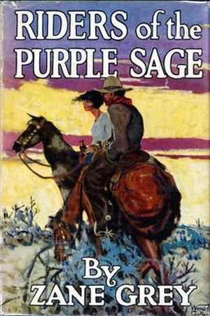 Riders of the Purple Sage - Image: ZG Riders of the Purple Sage Cover