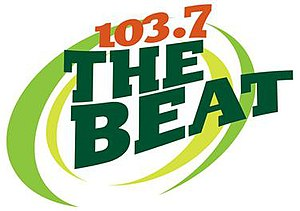 KFBT - Image: 103.7 The Beat logo