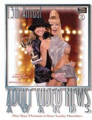13th AVN Awards - The 1996 AVN Awards Show VHS box cover