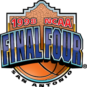 1998 NCAA Division I Men's Basketball Tournament - 1998 Final Four logo