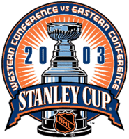 2003 Stanley Cup playoffs logo