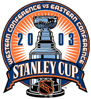 2002–03 NHL season - 2003 Stanley Cup playoffs logo