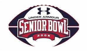 2008 Senior Bowl - Image: 2008 Senior Bowl