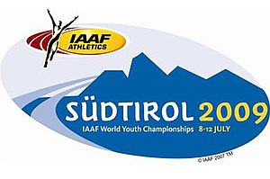 2009 World Youth Championships in Athletics - Image: 2009 World Youth Championships in Athletics logo