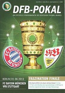 Dfb Pokal Finale Wiederholung