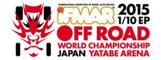 2015 IFMAR 1:10 Electric Off-Road World Championship
