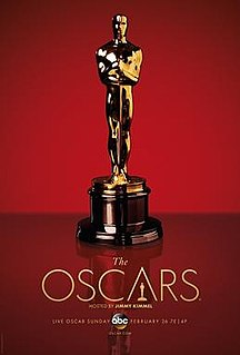 89th Academy Awards awards ceremony