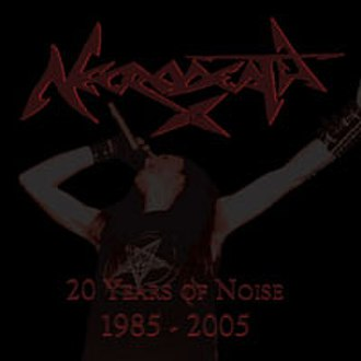 20 Years of Noise 1985–2005 - Image: 20 years of noise cover
