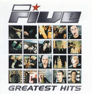 Greatest Hits (Five album) - Image: 5ive Greatest Hits