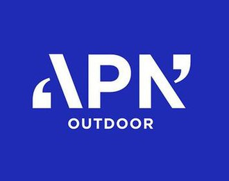 APN Outdoor - Image: APN Outdoor 2018 logo