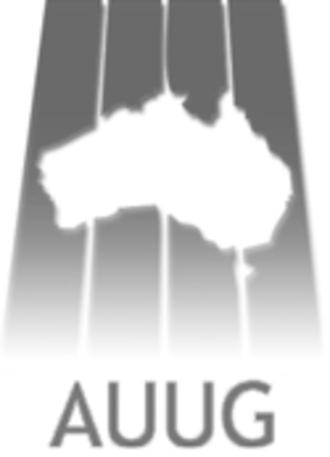AUUG - The AUUG logo.